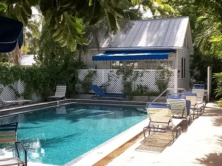 Key West Oasis 2 blocks from Duval St.