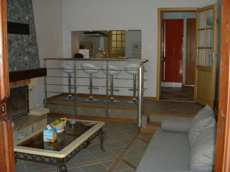 Ground Floor Apartment in South West France (Salles D